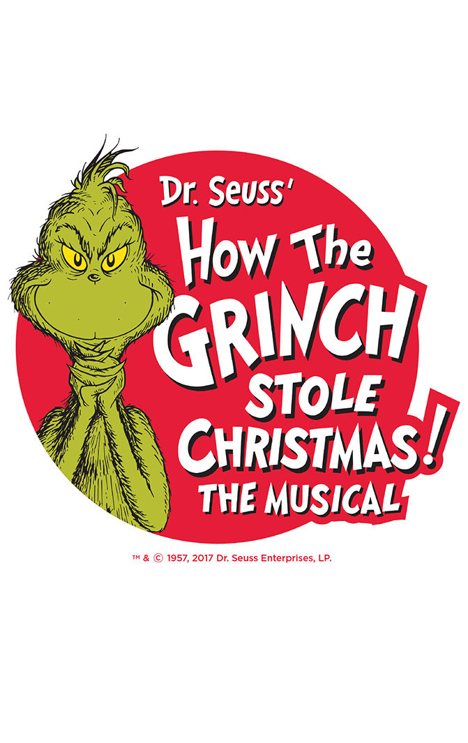 Dr. Seuss' How the Grinch Stole Christmas! The Musical Logo