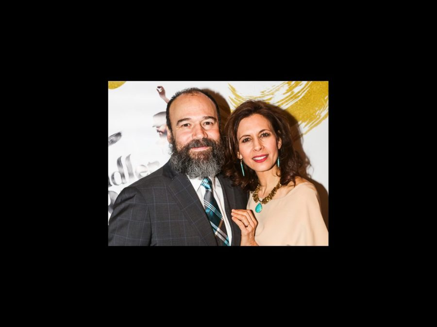 OP - Fiddler on the Roof - Opening - wide - 12/15 - Jessica Hecht and Danny Burstein