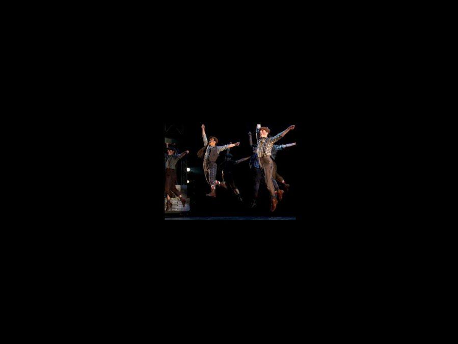 TOUR - Newsies - broll - square - 11/14
