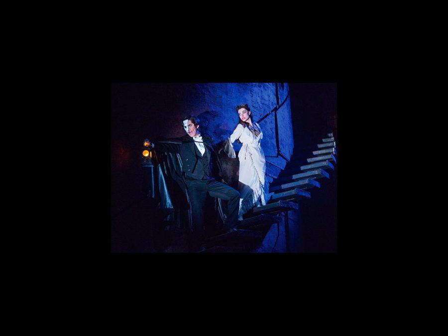 TOUR - PS - The Phantom of the Opera