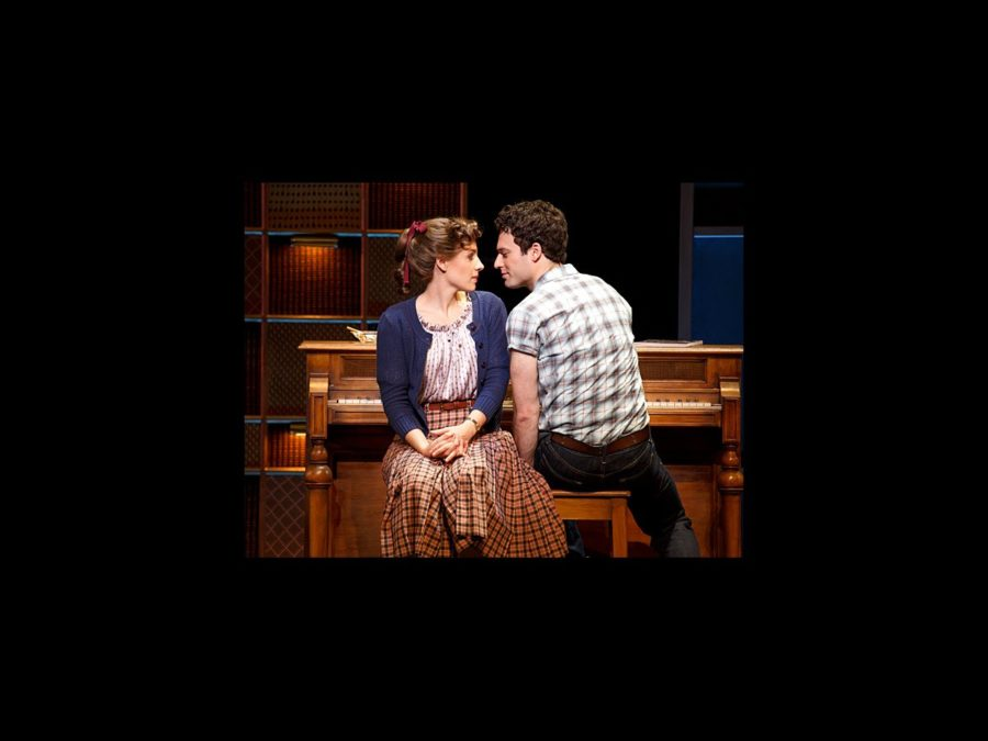 First Look - Beautiful - The Carole King Musical - Jessie Mueller  - Jake Epstein - wide - 10/13