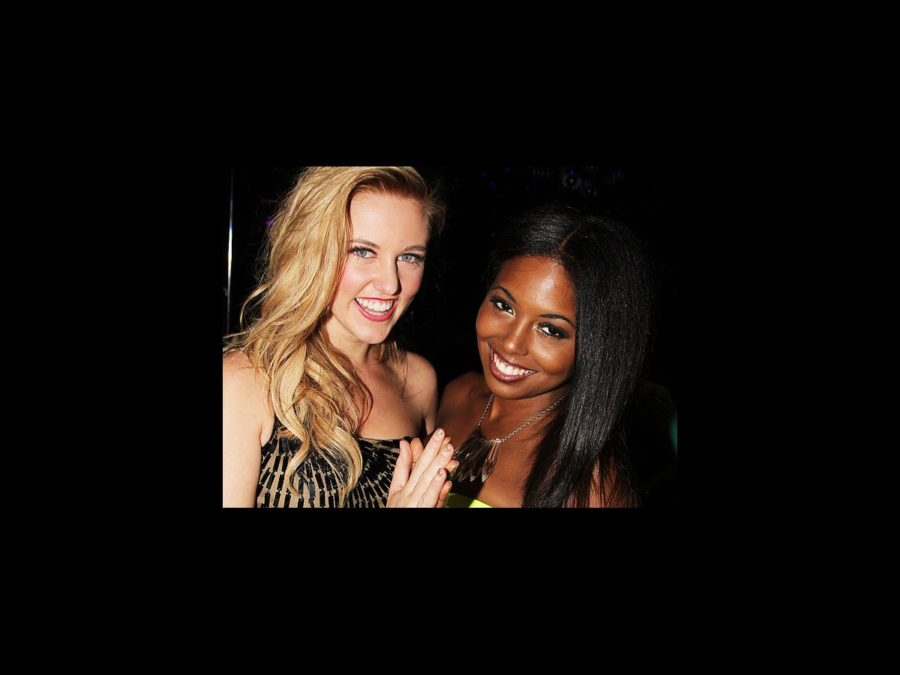 Bring It On opening - wide - Taylor LOuderman - Adrienne Warren
