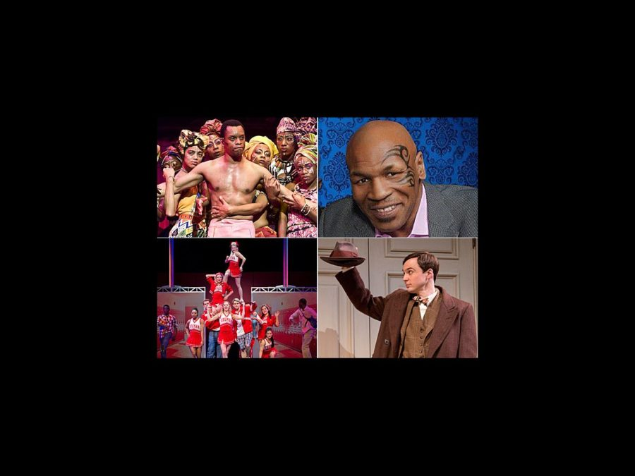 Broadway Buzz - summer on Broadway - Bring It On - Fela - Mike Tyson Undisputed Truth - Harvey - wide - 6/12