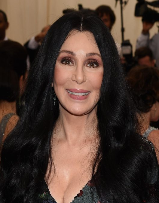 CHER - GETTY - 4/16 - Dimitrios Kambouris/Getty Images