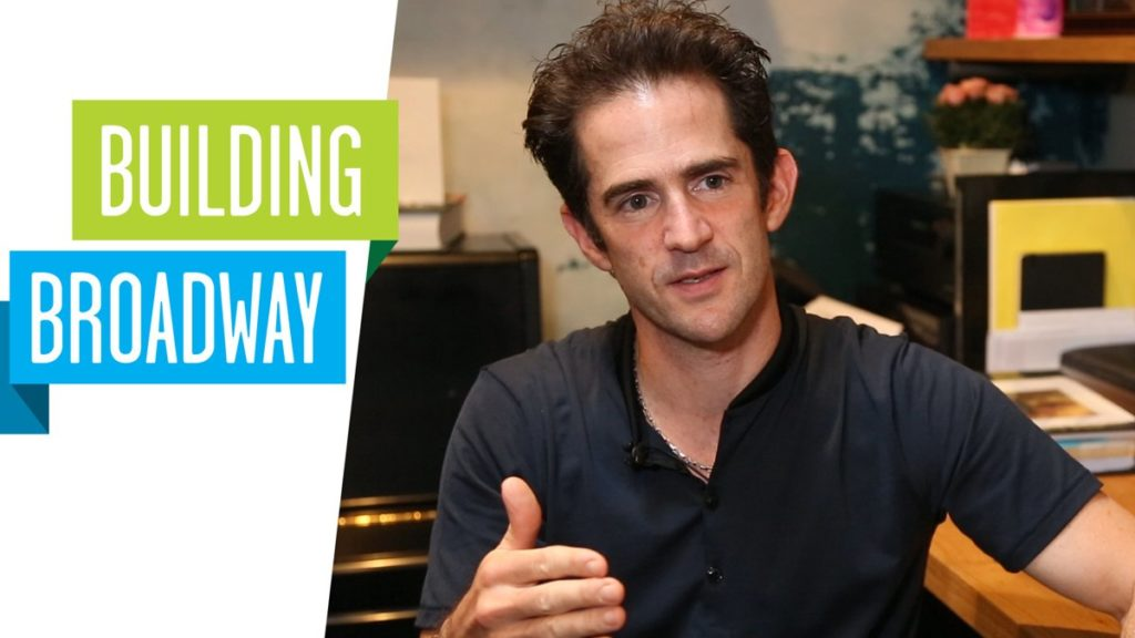 Still - Building Broadway - Andy Blankenbuehler