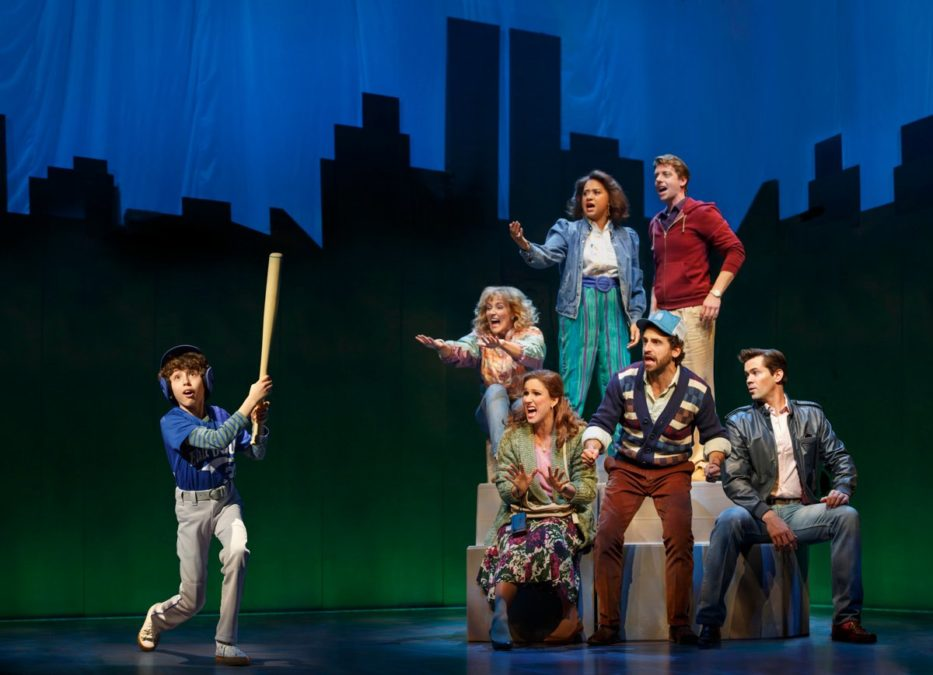 Show Photos - Falsettos - 10/16 - Photo: Joan Marcus