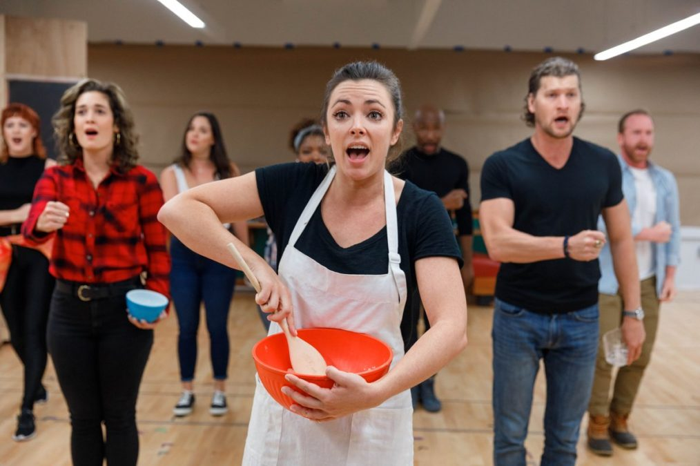 Waitress - National Tour - 10/17 - Emilio Madrid-Kuser