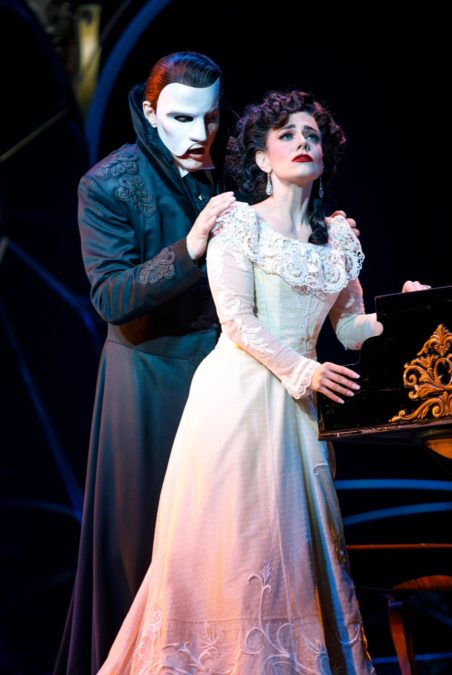 Show Photos - Love Never Dies - National Tour - Garoar Thor Cortes - Meghan Picerno - 10/17 - Photo: Joan Marcus
