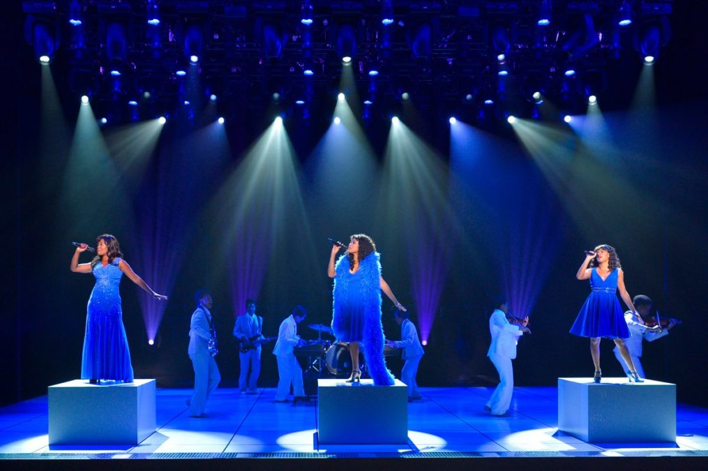 PS: Summer: The Donna Summer Musical - LaChanze - Ariana DeBose - Storm Lever - 11/2017 - La Jolla Playhouse - Kevin Berne