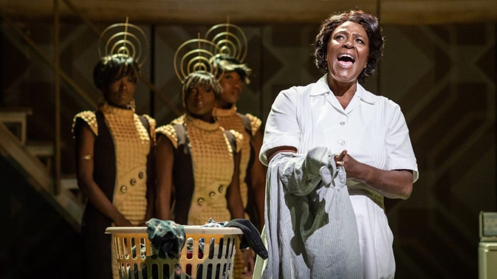 PS - London - Caroline or Change - Sharon D. Clarke - Photo - Helen Maybanks - 1/19