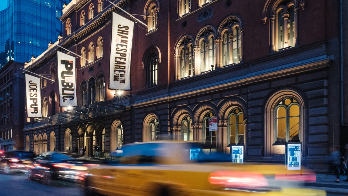 Public Theater - 5/20 - Joseph-Augstein