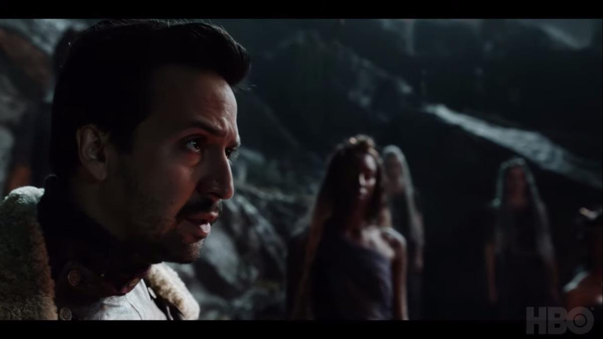 Lin-Manuel Miranda - His Dark Materials - HBO - 8/20