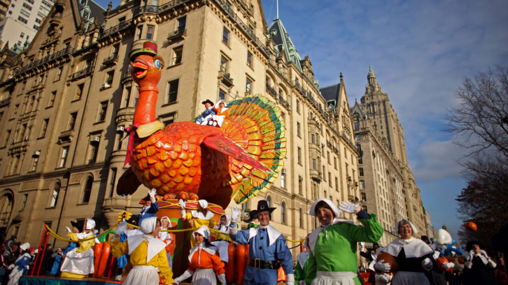Macy's Thanksgiving Day Parade - 9/20 - Yana Paskova/Getty Images