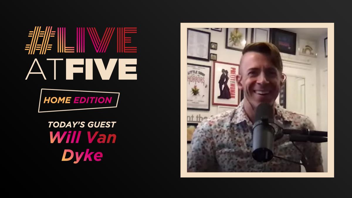 Live at Five - Will Van Dyke - 4.3 - 9/20