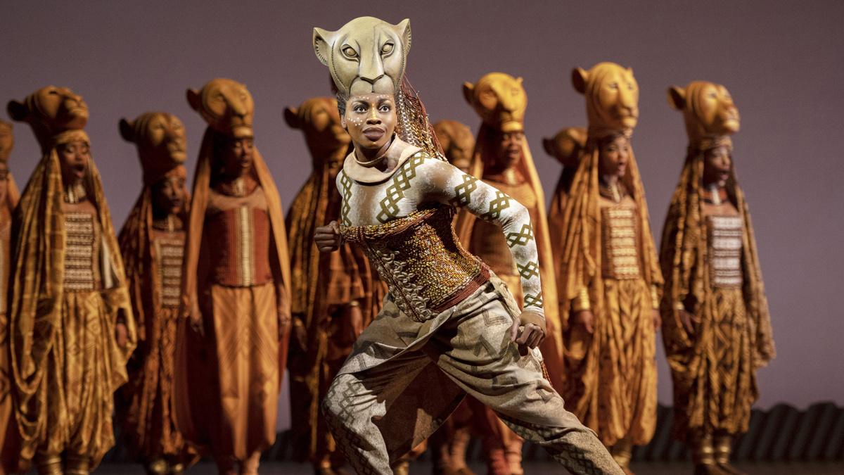 Show Photos - The Lion King - Adrienne Walker - 11/18 - Photo: Deen van Meer