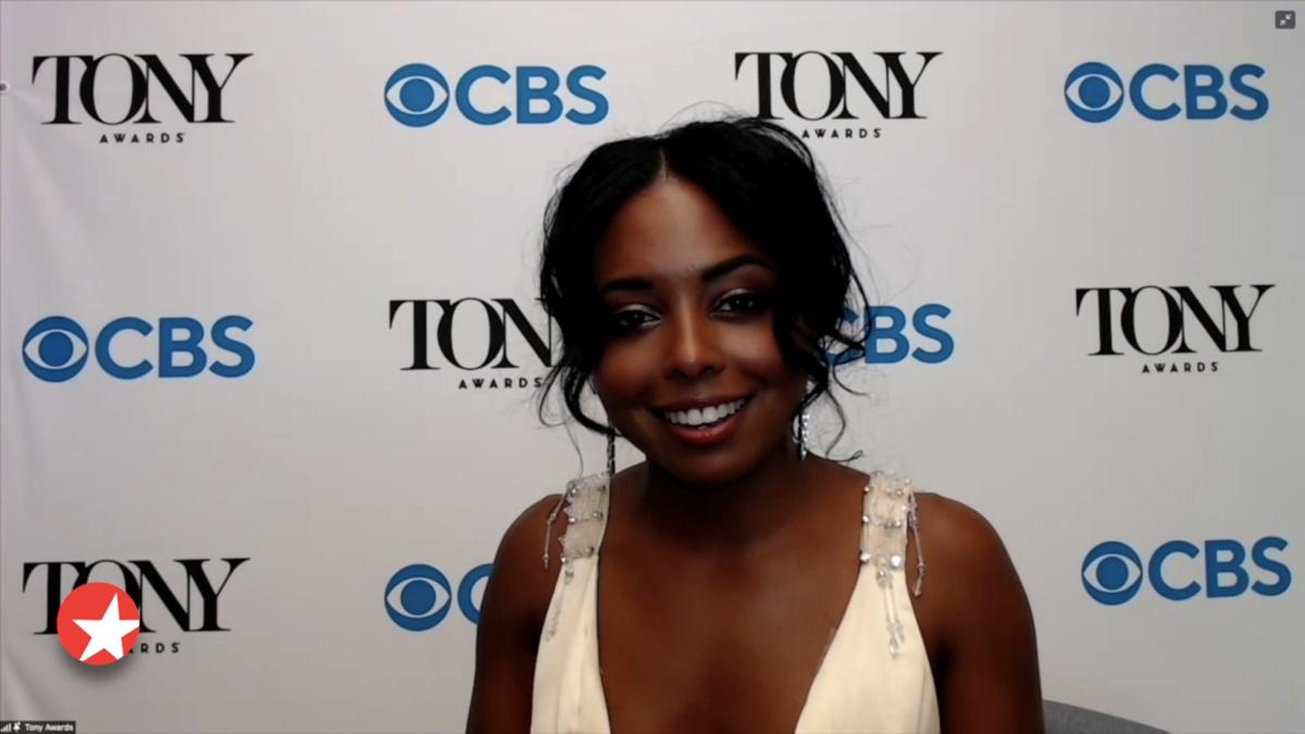 WI - Adrienne Warren - 9/21 - The Broadway Show